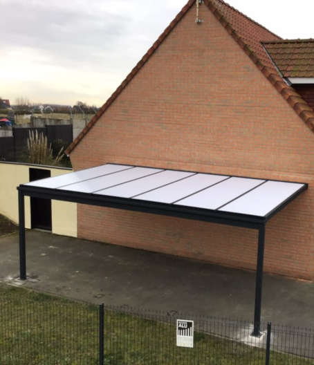 construction carport armentieres